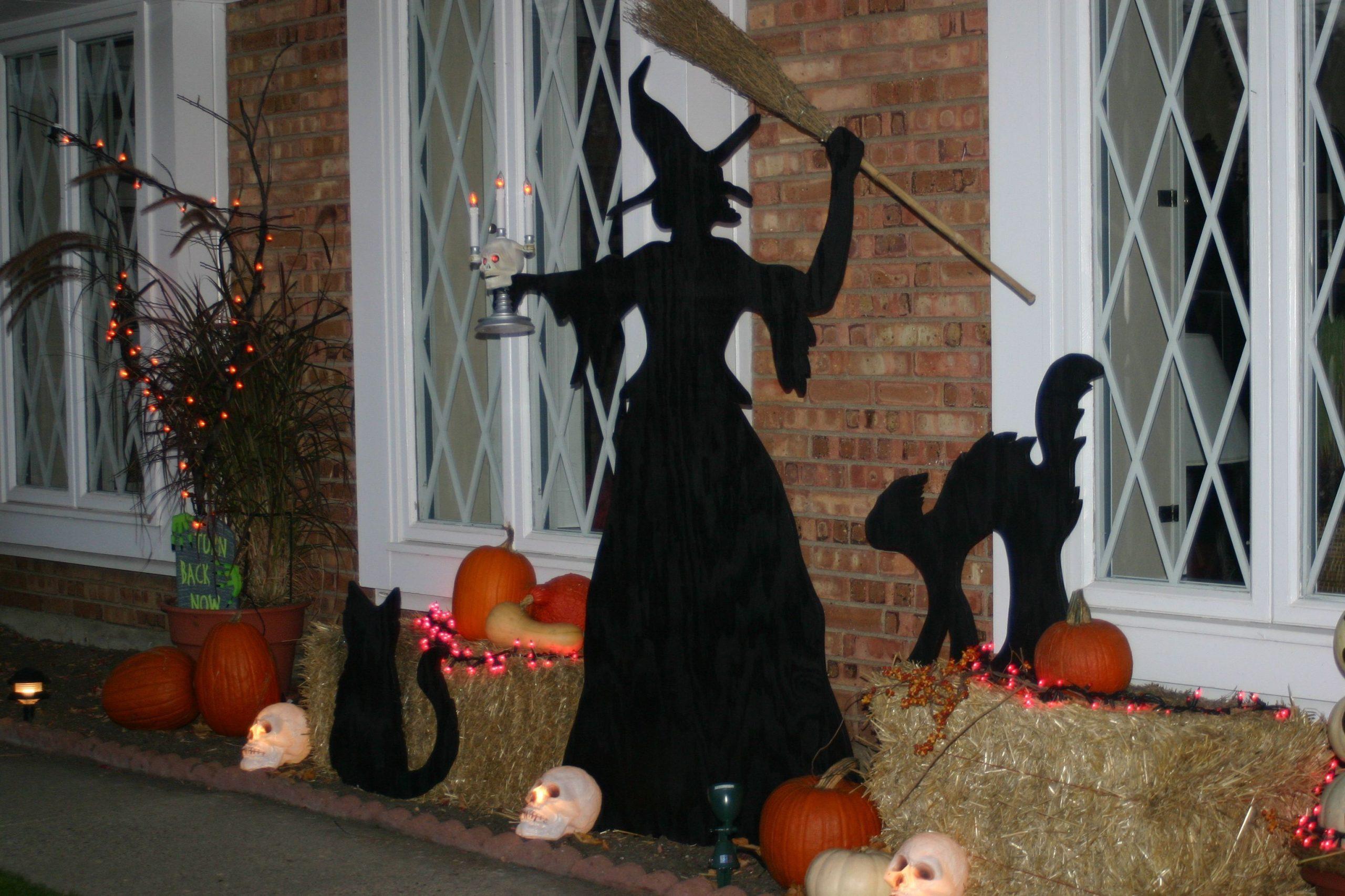Martha Stewart Halloween Decor