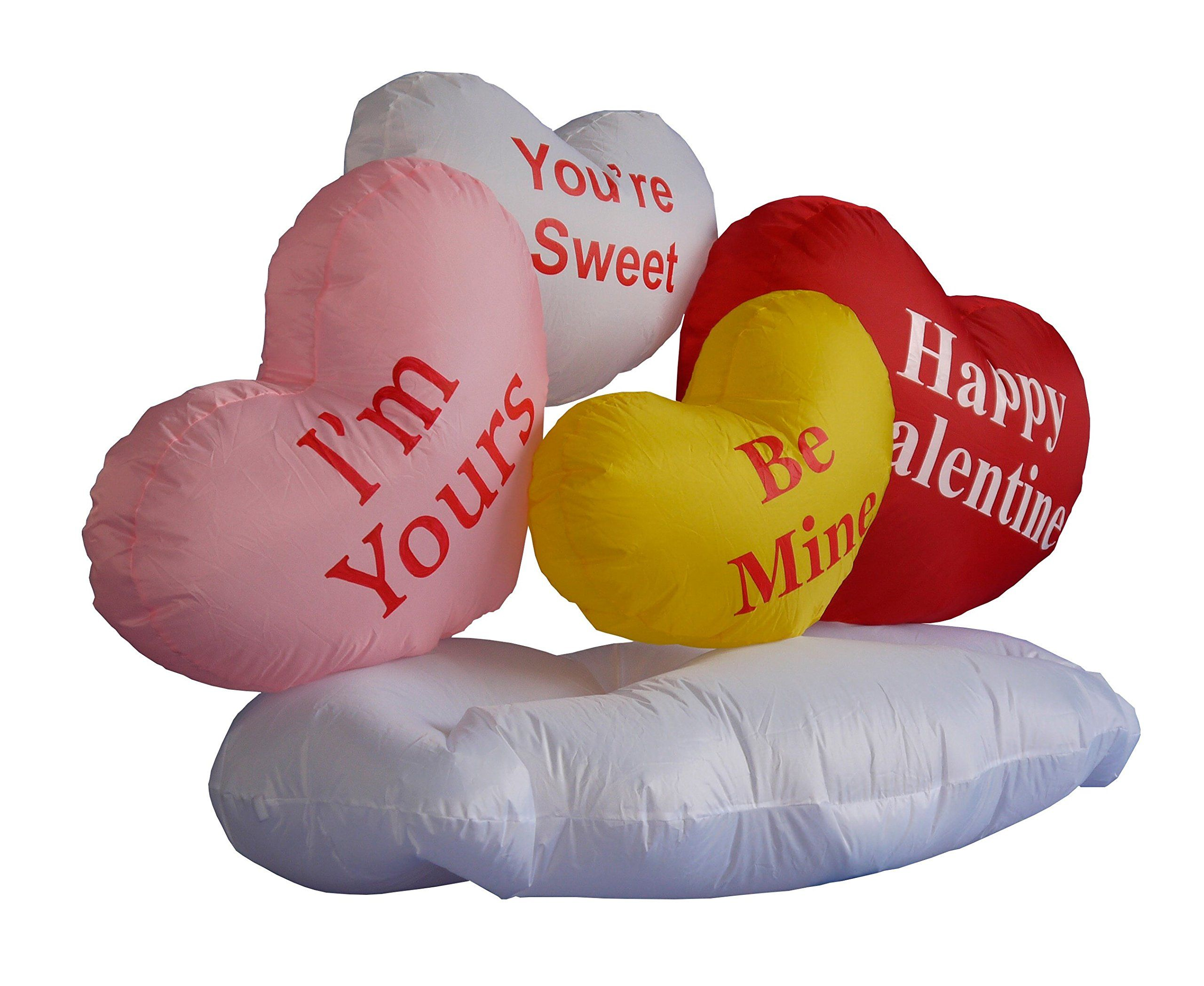 Valentine Inflatable Yard Decorations