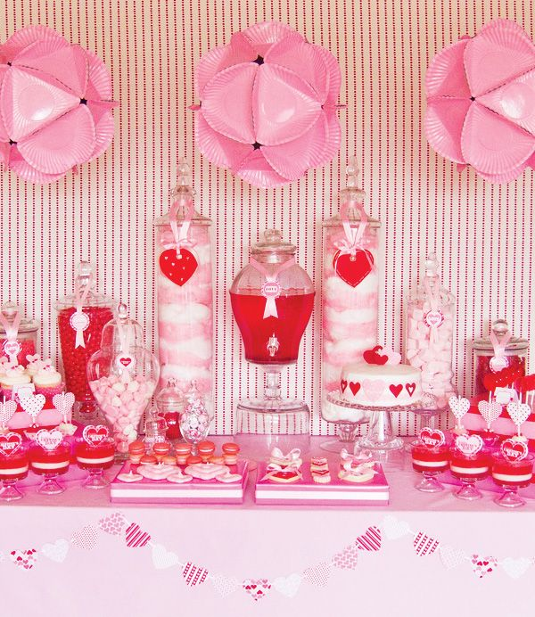 Valentines Day Party Decorations