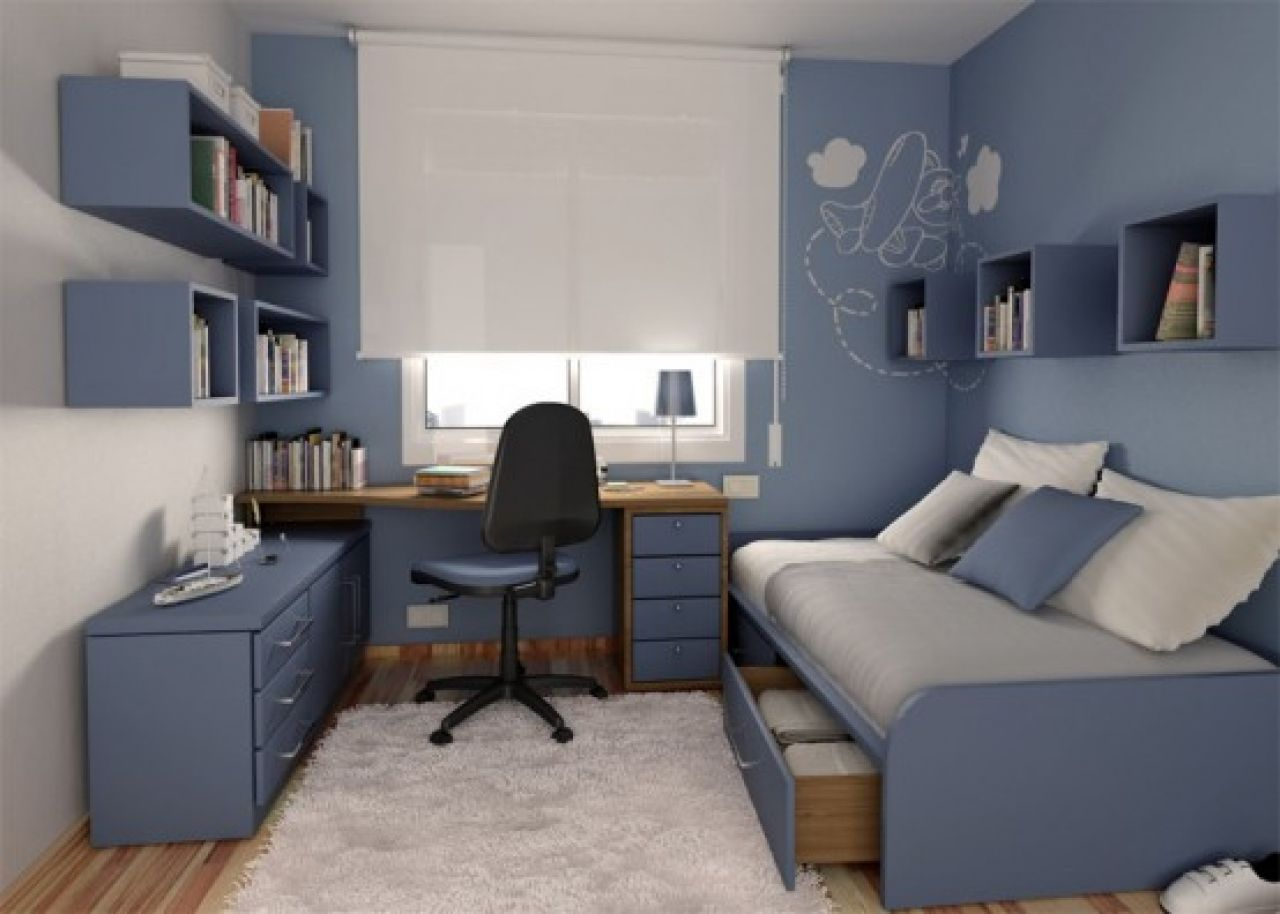 Small Bedroom Ideas For Boys