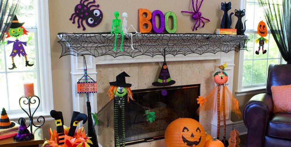 Kid Friendly Halloween Decorations