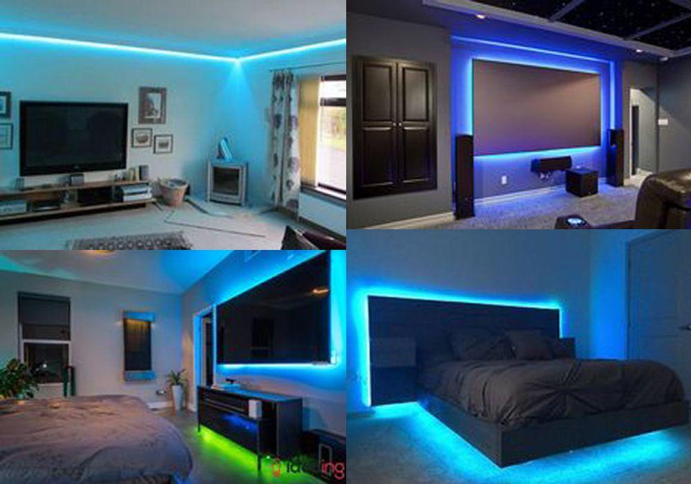 Rope Lights For Bedroom