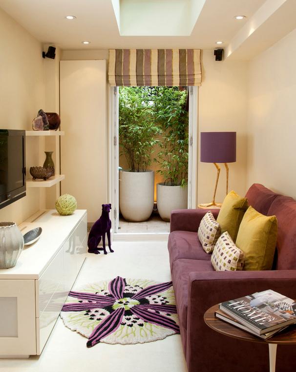 Tiny Living Room Ideas