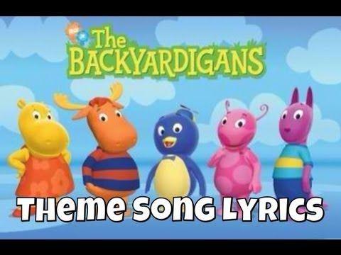 Backyardigans Theme Song Lyrics