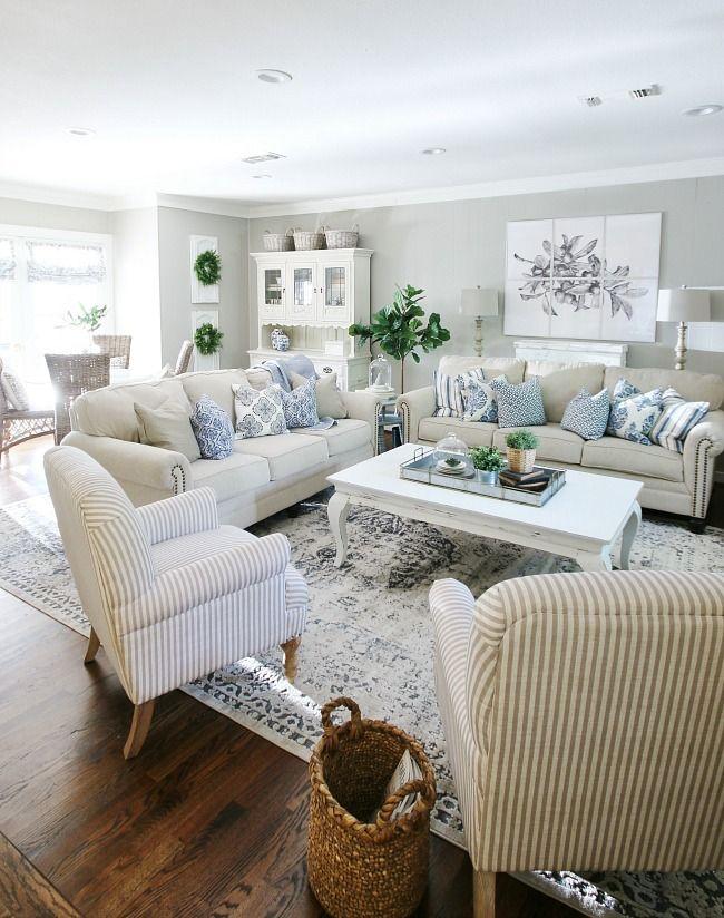 Big Living Room Ideas