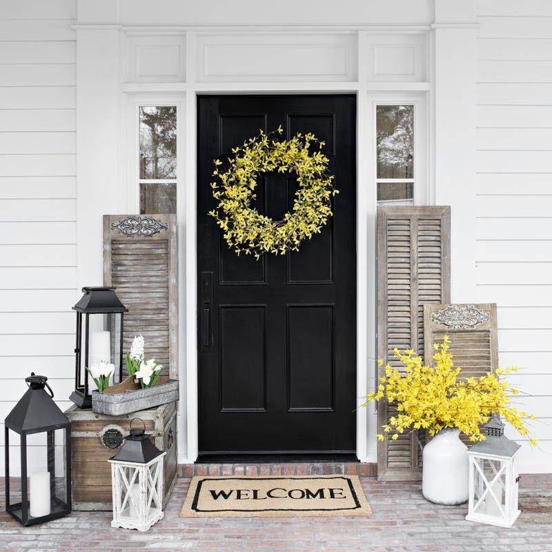Summer Front Door Decor Ideas