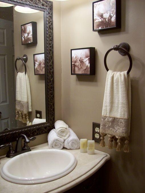 Guest Bathroom Decor Ideas