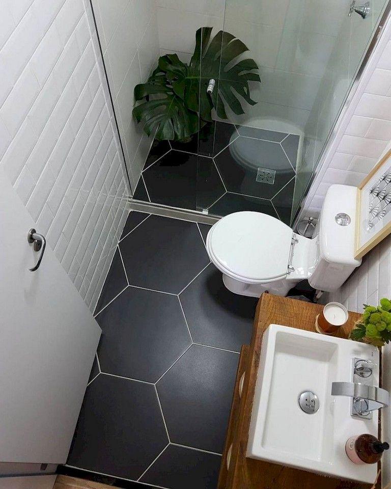 Tiny Bathroom Remodel