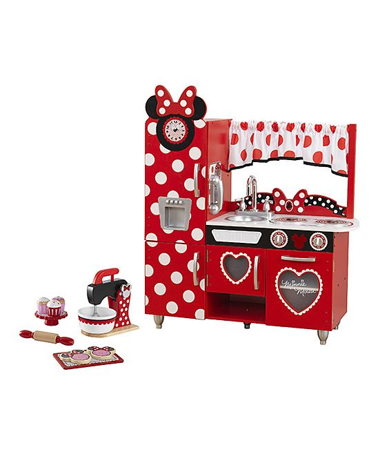 Minnie Mouse Play Kitchen