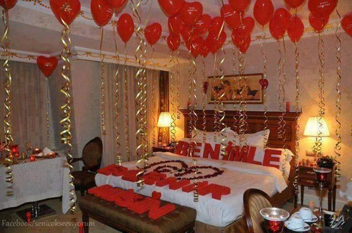 Valentine's Day Hotel Decoration Ideas